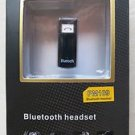 Bluetooth headset PM 109 Energy saving function - Blue tooth head set - PM109