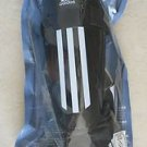 New Adidas Performance BLACK / WHITE Soccer Guards Protection Gear Shin M adi NE