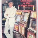 So You want wanna be a gambler VHS John Patrick Learn how to win at video poker