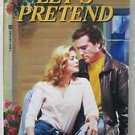 """ Let's Pretend "" Precious Gem Romance by Nell Musolf Paper back book 0821765566"