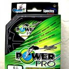 Power Pro Spectra Braid MOSS GREEN 5 lb 150 yards Line Fishing Rounder Smoother
