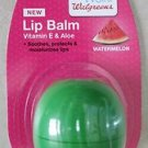 Walgreens lip balm Watermelon lip balm Vitamin E & Aloe - Not EOS brand - NEW li