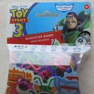 Toy Story 3 Character Bandz Children's Elastic Bracelets 20 ct pack lotso twich