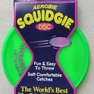 Aerobie Squidgie the world's best flying discs # A22 GREEN soft throw catche NEW