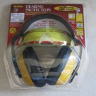 Allen Hearing Protection Foam Padded Ear Muffs with Safety Glasses 25 Decibels