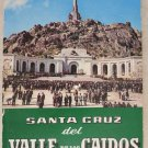 Santa Cruz del Valle De Los Caidos Editorial Patrimonio Nacional Catholic Spain
