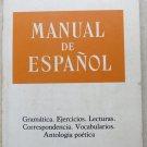Manual De Espanol Idel Becker - Nobel - Gramatica Ejercicioius Lecturas correspo