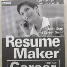 Resume Maker Career Edition Quick Start and Career Guide Enjoy your job improve