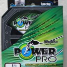 Power Pro Spectra Vermilion Red 8 lb 300 yards Line Fishing Rounder Smoother NEW