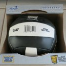 Baden Volleyball BVSL 14-101 Black White Official Size and Weight Soft Touch NEW