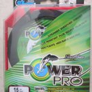 Power Pro Spectra Vermilion Red 15 lb 300 yards Line Fishing Rounder Smoother Li