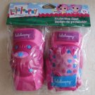 Lalaloopsy Protective Gear Pad Set ( Knee / Elbow and Gloves ) Sew Magical Cute