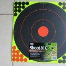 "Birchwood Casey Shoot N C Self Adhestive Targets 5 of 17.25 "" Targets SR3-5 NEW"