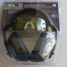 MOSSY OAK hearing protection MO-PCP ear muffs yellow safety glasse Pachuta combo