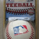 Soft Strike Teeball Franklin tee ball baseball 1920 white Synthetic Cover Hollow
