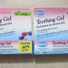2 Hyland's Homeopathic Teething Gel .5 oz ( 14.7 ml) Natural pain Relief Hyland