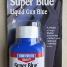 BIRCHWOOD CASEY Super liquid Gun Glue 3 fl oz ( 90 ml ) A double strength R2 NEW