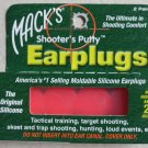 THREE boxes bMack's Shooter's Putty EarPlugs MACK SHOOTER EAR PLUG 2 PAIR SILICO