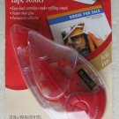 Scotch Tape Roller 3M .33 in x 393 in ( 10.9 YD ) permanent adhesive glue NEW ea