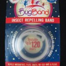3 Deet Free Bugbands insect Repelling Band Repels mosquitoes 120 hrs Glow in the