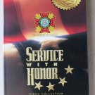 Service with Honor Video Collection Vietnam Soldiers Story Guns Of The Sky VHS t