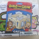 Lowe's Build and Grow CASTLE building toy hobby wood gift for kids hand project