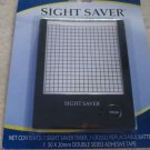 Sight Saver Can save your sight timer , 50 x 20 mm double sided adhesive tape N