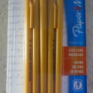 Paper Mate Mechanical Pencil #2 less lead breakage 0.7 mm HB ( 5 pencils ) NEW