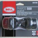 Bell Pharos 550 Led Light Set 16 lumens 25-35 hours Quick strap installation NEW