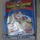Lowe's Build and Grow Wood Project Santa's Sleigh Trineo of Santa building kids