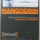 Truderma Mangodrin African Mango 30 capsules Weight Loss Supplement exp:10/2015