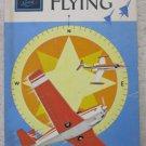 A Golden Science Guide FLYING book , FREE YEN PRESS Manga Teaser Fall 2007 black