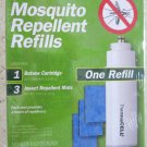 ThermaCELL Mosquito Repellent Refills Butane Cartridge insect repellent mats NEW