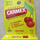 Cherry CARMEX lip balm .15 oz ( 4.25 g ) moiturizing sunscreen SPF 15 long lasti