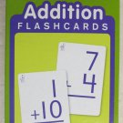 Addition FlashCards 36 Flash Cards mathematic young kids Calculation sub NEW add