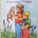 God's Plan for Growing Things - A junior Elt Book paperback small book 9010 kids