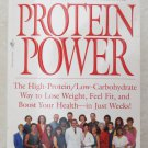Protein Power Michael R. Eades the high protein low carbohydrate way to  book pb