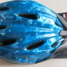Bell The original AERO Sporty Youngster Helmet ages: 8+ blue kids boy bike NEW p
