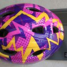 Bell The original Zoomer Spry Sport Helmet ages: 3+ pink / purple kids girl bike
