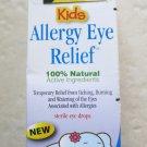 Similasan kids Allergy Eye Relief 100 % Natural 10 ml ( 0.33 fl oz) children NEW