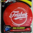 Frisbee disc 130g RED Pro Classic with U-FLEX easy to throw catch Outdoor toy NE
