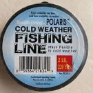 South bend Polaris cold weather fishing line 2 lb x 220 yds fish snow PCWL-2 NEW