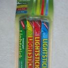 Coghlan's Snapstick Lightstick GREEN YELLOW RED BLUE 4-Pack lightsticks 9845 NEW