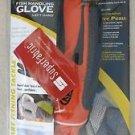 Lindy Fishing AC950 Fish Handling Puncture Resistant ORANGE Glove LH Size Large