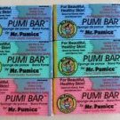 6 MR.PUMICE PUMI BAR SPONGE HEALTHY SKIN CALLUS Feet Elbow Hand Green blue pink