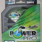 POWER PRO BRAIDED FISHING LINE 20 LB 150 YDS MOSS GREEN fishing Braid thinner NE
