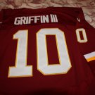 Robert Griffin III Jersey Nike RG3 Men's Size 48 (XL) Home Redskins NFL NWT