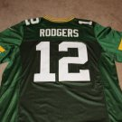Aaron Rodgers Jersey Nike Sz. 48 (XL) Home Packers NFL NWT