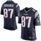 Nike Rob Gronkowski Sz.48 (XL) Blue NFL Jersey NWT