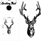 Cornhole Board Decals Deer Hunter Hunting Stickers BH2